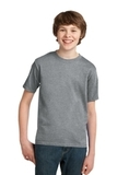 Youth Essential T-shirt Athletic Heather Thumbnail