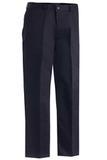 Men's Flat Front Chino Pant Navy Thumbnail