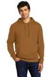 V.I.T.Fleece Hoodie Duck Brown Thumbnail