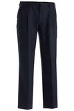 Men's Pleated Value Pants Dark Navy Thumbnail