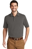 SuperPro Knit Polo Sterling Grey Thumbnail