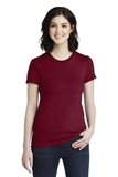 Women's Fine Jersey T-Shirt Cranberry Thumbnail