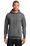 7.8-oz Pullover Hooded Sweatshirt Graphite Heather Thumbnail