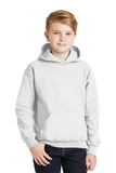 Hooded Sweatshirt White Thumbnail