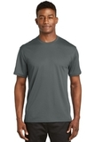 Dri-mesh Short Sleeve T-shirt Steel Thumbnail