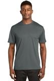 Dri-mesh Short Sleeve T-shirt Steel Thumbnail