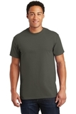 Ultra Cotton 100 Cotton T-shirt Olive Thumbnail
