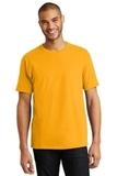 Tagless 100 Comfortsoft Cotton T-shirt Gold Thumbnail
