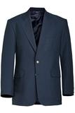 Men's Value Polyester Blazer Navy Thumbnail