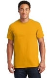 Ultra Cotton 100 Cotton T-shirt Gold Thumbnail