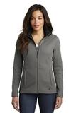 Women's OGIO Grit Fleece Jacket Gear Grey Thumbnail