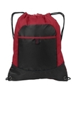 Pocket Cinch Pack True Red with Black Thumbnail