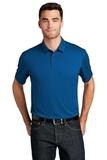 UV Choice Pique Polo True Blue Thumbnail