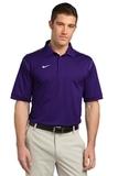 Nike Golf Shirt Dri-FIT Sport Swoosh Pique Court Purple Thumbnail