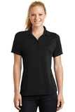 Women's Dry Zone Raglan Accent Polo Shirt Black Thumbnail