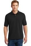 Economy Uniform Polo 5.2 Oz Jersey Knit Black Thumbnail