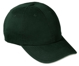 Washed Twill Sandwich Cap Hunter with Khaki Thumbnail