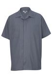 Men's Housekeeping Service Shirt Pewter Thumbnail