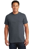 Ultra Cotton 100 Cotton T-shirt Dark Heather Thumbnail