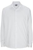 Men's No-iron Stay Collar Dress Shirt White Thumbnail