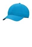Nike Golf Dri-FIT Tech Cap Photo Blue with White Thumbnail