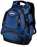 OGIO Metro Backpack Indigo Thumbnail