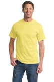 Tall Essential T-shirt Yellow Thumbnail