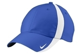Nike Golf Nike Sphere Dry Cap Game Royal with White Thumbnail