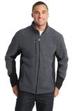 Port Authority R-tek Pro Fleece Full-zip Jacket Charcoal Heather with Black Thumbnail