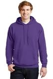 Comfortblend Pullover Hooded Sweatshirt Purple Thumbnail