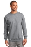Crewneck Sweatshirt Athletic Heather Thumbnail