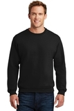 Super Sweats Crewneck Sweatshirt Black Thumbnail