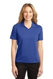 Women's Rapid Dry Polo Shirt Royal Thumbnail