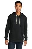 Next Level Unisex Beach Fleece Pullover Hoodie Graphite Black Thumbnail