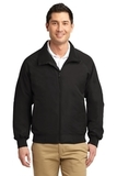 Port Authority Charger Jacket True Black Thumbnail