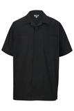 Men's Housekeeping Service Shirt Black Thumbnail