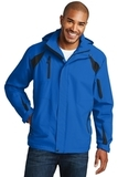 All-season II Jacket Snorkel Blue with Black Thumbnail