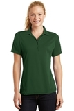 Women's Dry Zone Raglan Accent Polo Shirt Forest Green Thumbnail