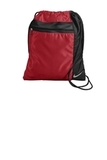 Nike Golf Cinch Sack Gym Red with Black Thumbnail