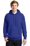 Comfortblend Pullover Hooded Sweatshirt Deep Royal Thumbnail