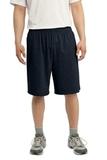 Jersey Knit Short With Pockets True Navy Thumbnail