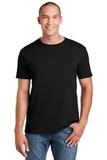 Softstyle Ring Spun Cotton T-shirt Black Thumbnail