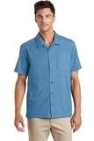 Textured Camp Shirt Celadon Thumbnail