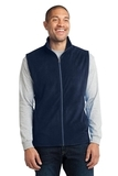 Microfleece Vest True Navy Thumbnail