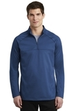 Nike Golf Therma-FIT 1/2-Zip Fleece Gym Blue with Gym Blue Thumbnail
