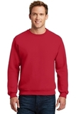 Super Sweats Crewneck Sweatshirt True Red Thumbnail