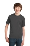 Youth Essential T-shirt Charcoal Thumbnail