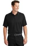 Dry Zone Performance Raglan Polo Shirt Black Thumbnail