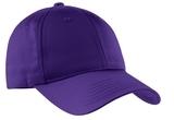 Dry Zone Nylon Cap Purple Thumbnail