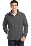 Value Fleece Jacket Iron Grey Thumbnail